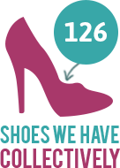 126 shoes we have collectively